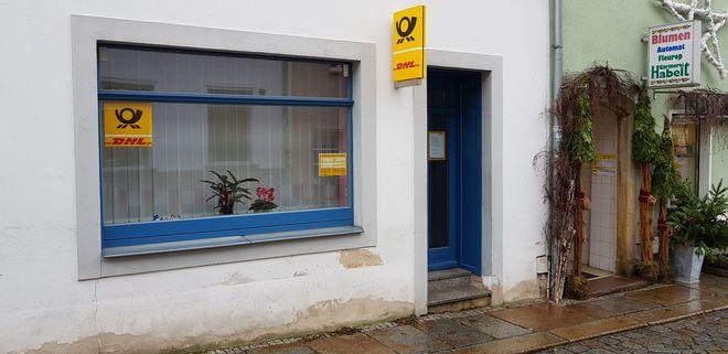 Postfiliale (Im Einzelhandel) Darmstadt